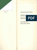 Intelectuales Masas y Elites - Maria de Los Angeles Yannuzzi