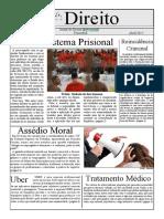 Jornal Acadêmico - Fac-fapar - 1ª Edição
