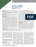 Antenatal Corticosteroid