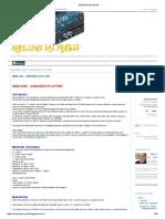 Mini CNC - Arduino Plotter