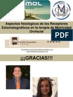 Aspectos Fisiológicos de Los Receptores Estomatognáticos y Su Importancia en La Terapia de Motricidad Orofacial 2016