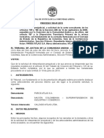 Análisis Del Artículo 167 100-IP-2013