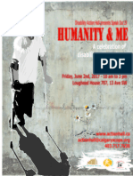 Humanity and Me Call Out