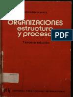 Organizaciones Estructura y Proceso 2