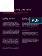 DS BootStack Your Big Data Cloud WEB