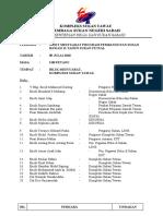 Minit Mesyuarat 2, U-12 Futsal[1]