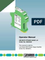 Manual Amplificadores de Voltaje