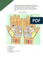 Reflexologia - Pontos de Pressão Nas Mãos e Pés Contra Dores e Doenças