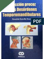 Detección Precoz de los Desórdenes Temporomandibulares .pdf