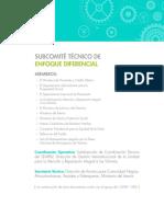 Presentacion e Intro de Los Lineamientos de Enfoque Diferencial Sted