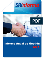 Informe Anual Sri 2011