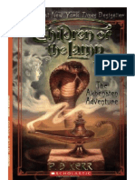 The Akhenaten Adventure (Children of the Lamp, #1) by P.B. Kerr