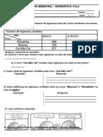 AVALIAÇÃO BIMESTRA1 Matematica 2 etapa.docx