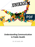 Understanding Communication in Public Health