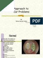 Approach to Ear Problem Ratna Final