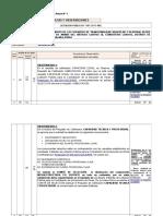 Formulación de Observaciones  a Licitación Pública
