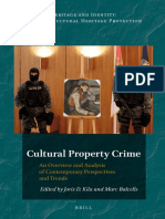 Cultural Property Crime