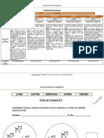Matematica. Ejecicios de Adicion. Semana Del 04 Al 08 de Agosto de 2014