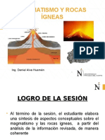 Clase Modelo Rocas Ígneas