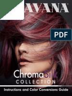 PRAVANA Color Conversion Guide