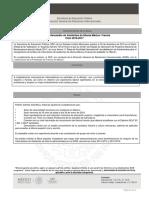 Beca de Intercambio de Asistentes de Idioma México-Francia 2016-2017