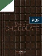 Cocina - Libro Del Chocolate