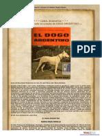 El Dogo Argentino - Agustin NORES MARTINEZ