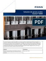 Crude Fat Solution Brochure_ES_R PDF
