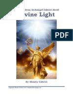 Messages From Archangel Gabriel Divine Light