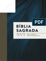 BA.blia Sagrada NVT [Nova VersA - Desconhecido.pdf
