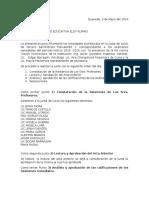 Informe Junta de Curso Remediales Pol c