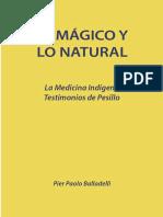 Entre Lo Magico y Natural Medicina Indigena 71