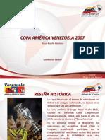 Copa América UCV