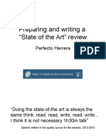 Preparing and writing a State of The Art review-2016.ppt