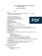 Aturan Kumpulan Tugas Akhir p3k 2016