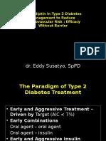 Vildagliptin in Type 2 Diabetes