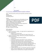 portfolio talking points