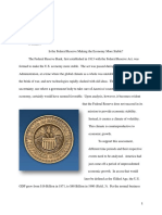 the federal reserve bank docx
