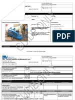 Air Compressor Risk Mg t Form