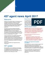 Appendix E - Agent newsletter April 2017.pdf