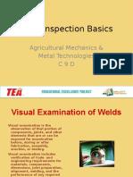 Visual Inspection Basics