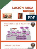 Revolución Rusa