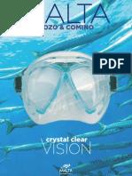 PDSA (Diving) Malta Brochure