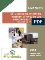18 Informe Final No Propietarios Lima Norte Fondo Mivivienda