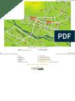 Harta Orasului Targu Neamt
