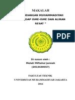 makalah kemuhammadiyan