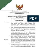 Perda Rtrw Kab. Balangan 2013-2032 Ttd Gabung Penjelasan