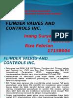 Pembahasan Kasus Flinder Valves and Controls Inc