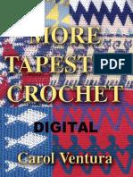 More Tapestry Crochet_ Digital - Ventura, Carol