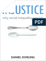 Injustice, Why Social Inequality Persists